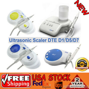 Dental Ultrasonic Piezo Scaler handpiece tips Dte D1 D5 D7 For Woodpecker
