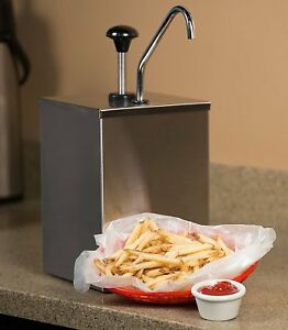 New Arrival Single head Sauce Pump Dispenser For Commercial