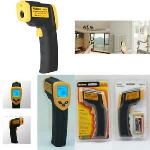 Non Contact Digital Thermometer Temperature Gun Laser Infrared Ir Thermometer