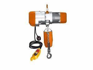 Prowinch 1 2 Ton Electric Chain Hoist With 20 Lift Height New W pendant Control