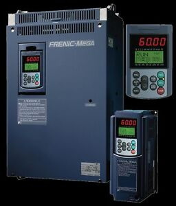 300 Hp Vfd Variable Frequency Drive Inverter 460v Constant Torque Frn300g1s 4u