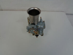 Vw Volkswagen Bug Beetle 30 Pict Custom Carburetor Karmann Ghia New Carb