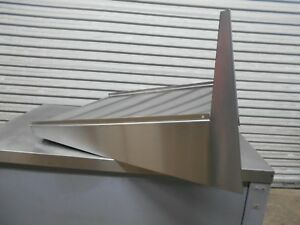 27 3 4 X 30 Heavy Duty Stainless Steel Wall Shelf Commercial Kitchen 2735