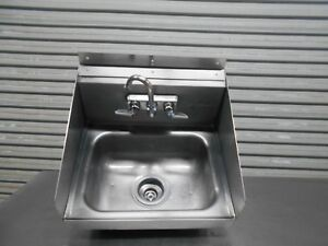 Advance Tabco Stainless Steel Wall Mount Hand Sink 2736