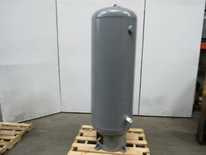 Manchester Tank 120 Gallon 200 Psi Vertical Compressed Air Receiver Tank