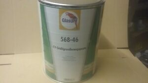 Glasurit 568 46 Cv Steel Primer Paste 4 Litre Filler Shot Blast