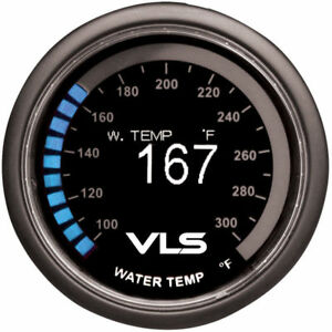 Tanabe Revel Vls 52mm Oled Water Coolant Temp Temperature Gauge 100 F 300 F
