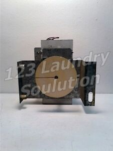 Ipso Front Load Washer Main Timer 220v Light Blue Cam Gears 209 00107 00 Used