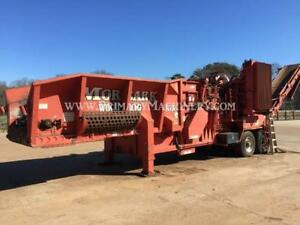 2009 Morbark 3800 Wood Hog Horizontal Grinder