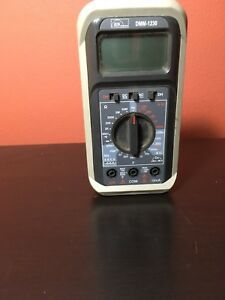 Sun Equipment Dmm 1230 Digital Multimeter