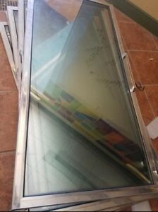 Thermo Glass Doors For Walking Cooler Or Freezer 29 x60