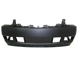 Capa 07 14 Escalade Front Bumper Cover Primed W o Platinum Package Gm1000816