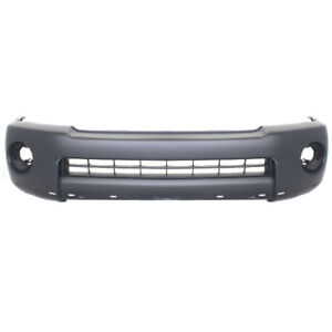 Capa Fits 05 11 Tacoma Xrunner Pickup Truck Front Bumper Cover Primed Textured