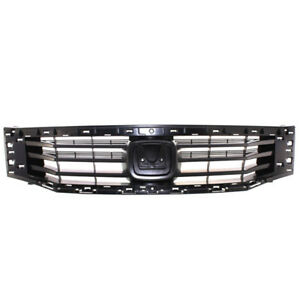 Capa 08 09 10 Accord Sedan Front Face Bar Grill Grille Ho1200189 71121ta0a00