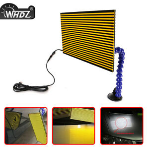 Led Usb Line Board Car Scratch Reflector Paintless Dent Repair Pdr Auto Tools