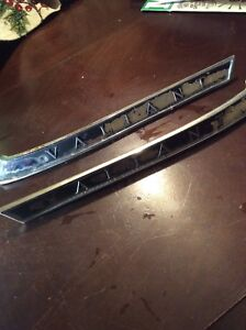 1963 Plymouth Valiant Side Body Exterior Trim