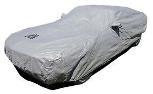 New 1969 1970 Ford Mustang 4 layer Outdoor Car Cover Fastback Custom Fit