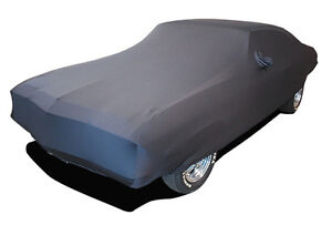 New 1968 72 Chevrolet Chevelle Ss 2 Door Coupe Indoor Car Cover Black