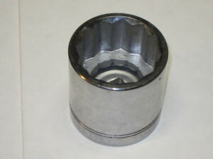 Armstrong 13 170 2 3 16 3 4 Drive 12 Point Standard Socket Made In Usa