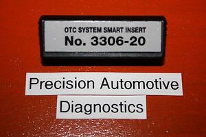 Otc 3306 20 Genisys Mentor Determinator Tech Force Smart Insert J1962 Obdii Obd2