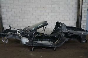 Complete Frame Structure Assembly Chevrolet Chevy Corvette C6 2008 note