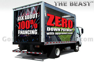 2020 Beast Mobile Led Billboard Truck 100 Financing Available Zero Down