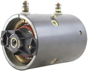 New Motor For Hydraulic Pump Clark Monarch Insulated Mhn4002 Mhn4002a Mhn4002s