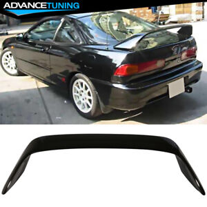 94 01 Integra Dc2 Type R Oem Painted Nh503p Granada Black Pearl Trunk Spoiler