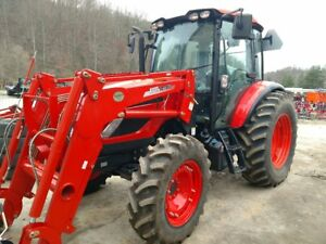 Kioti Tractor Farm Tractor Px9530 With Loader