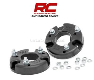 2009 2018 Ford F 150 2wd 4wd 2 Rough Country Suspension Leveling Kit 52200