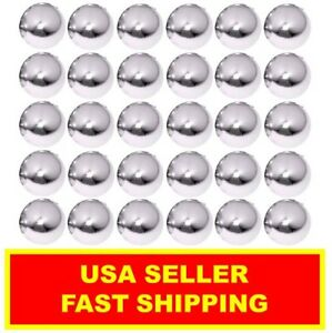 Neodymium Sphere Magnet 1 2 Inch N52 Super Strong Ball Rare Earth 30 Pack