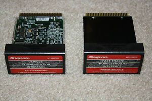 Snapon 2006 Programmable V6 4 Cartridges Domestic Asian Primary