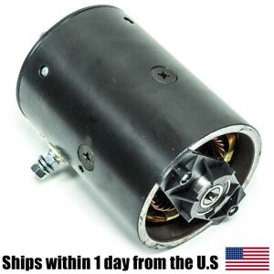 Snow Plow Single Post 12v Motor For Boss Snowplows Hyd01563 Hyd1563