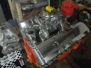 383 475hp Pro Street Series Chevy Crate Engine See Our Auctions Onsale
