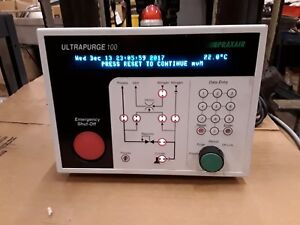 Praxair Ultrapurge 100 System Controller For Parts