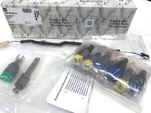 Zf6hp26 Zf6hp19 Zf6hp32 Solenoid Kit With Harness Park Cylinder Oem 06 Up
