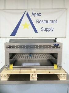 Atcm 36 Salamander cheesemaker Broiler 36 W infrared Burner New