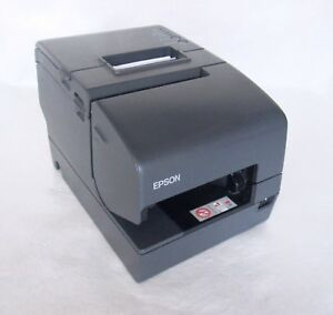 Epson Tm h6000iv Point Of Sale Thermal Printer 253a Same Day Ship