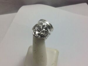 Sterling Silver Spoon Ring Watson Jewelry Nature Bin 30