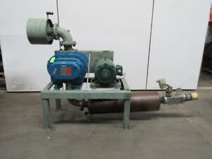 Sutorbilt 20hp Positive Displacement Blower Package 230 460v 3ph