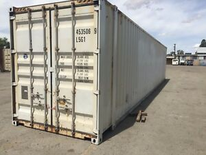 45 High Cube Shipping Storage Container Containers la