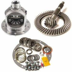 Gm 8 5 Chevy 3 42 Ring And Pinion 28 Spline Open Carrier Excel Gear Pkg