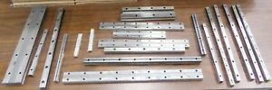 Linear Rails Thk Ina Mixed Lot Of 21