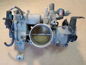 98 03 Jaguar Xj Xj8 Xjr Xk Xk8 Xkr R Air Intake Motor Engine Throttle Body Unit