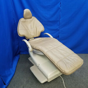 A dec 511 Dental Chair With New Upholstery In Color Of Your Choice