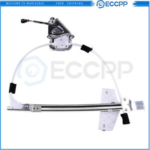 Power Window Regulator With Motor For 2002 2006 Jeep Liberty Front Driver Side