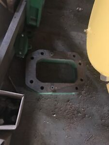 John Deere Combine Axle Spacers And Ladder Extension