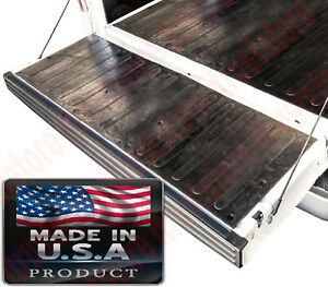 Tailgate Mat Rubber Liner Pad 2018 2007 Gmc Sierra 1500 Truck Gate Protector