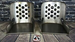 Winter Special Iron Ace 17 Hot Rod Rat Rod Bomber Seat Pair