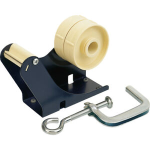 Heavy Duty 2 Metal Bench Table Desktop Tape Dispenser